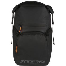 Zone3 Waterproof Rugzak, black/orange